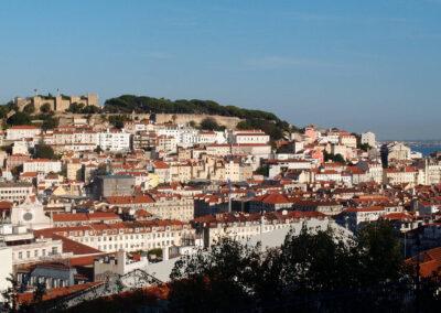 Castelo São Jorge Lisboa