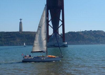 Ponte de 25 Abril Lisboa