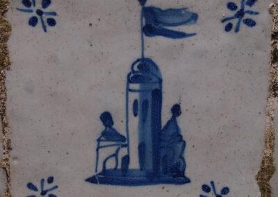 Os famosos azulejos portugueses