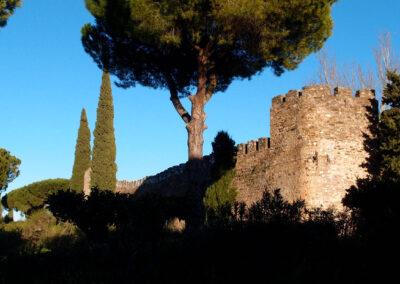 Castelo de Vila Vicosa no Alentejo