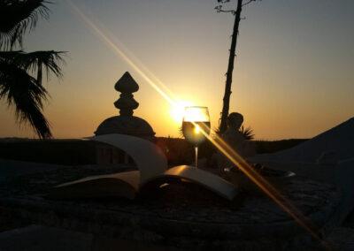 Vinho, Diario, Por de Sol