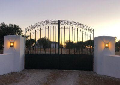 Portão de Herdade